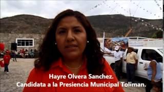 Bajará el 25% de su sueldo y el de regidores Hayre Olvera Sánchez