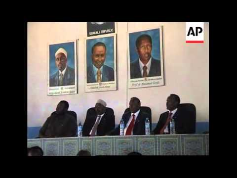 Parliament meets for the first time inside Somalia