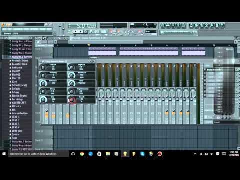 Mix - Hard-house-music-genre