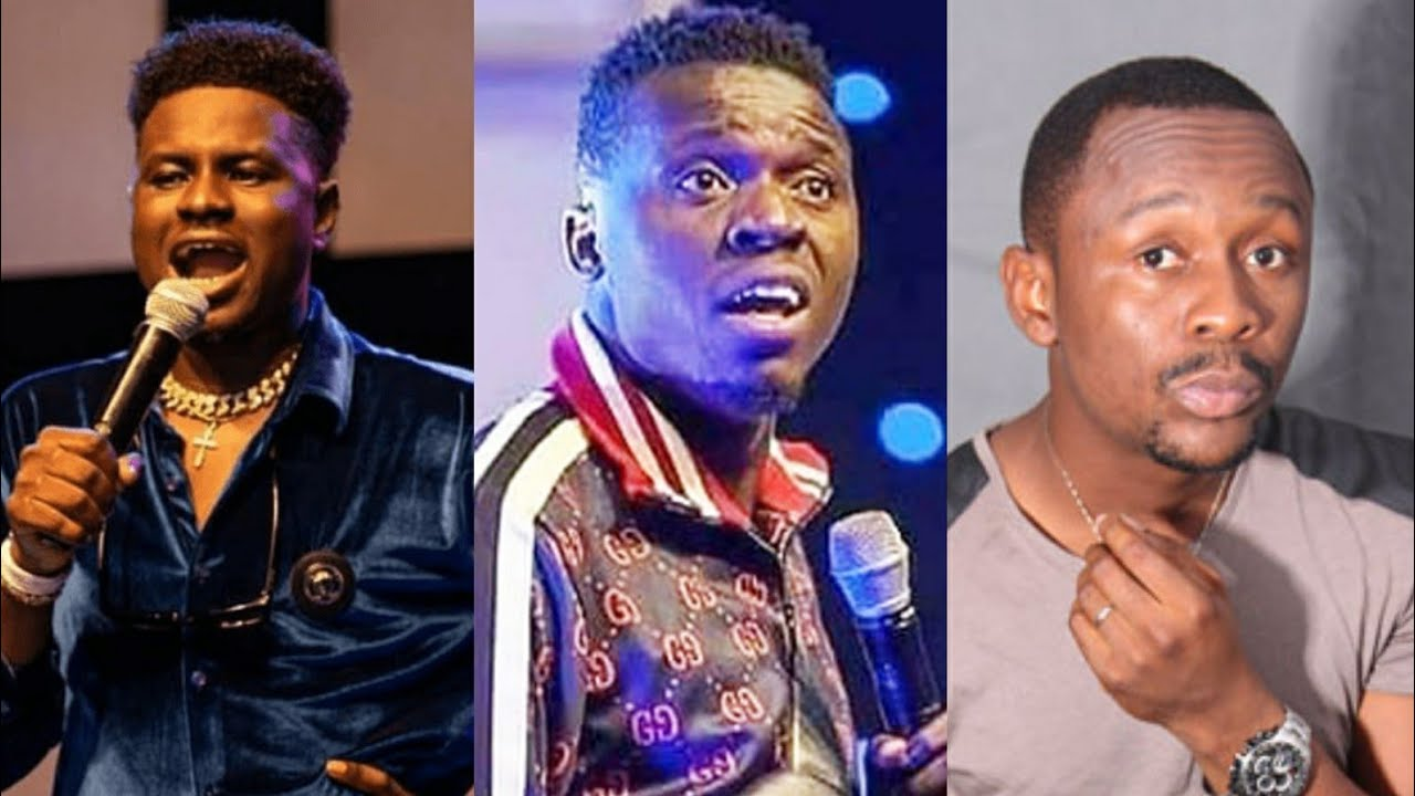 Download Comedy: Akpororo, Kenny Blaq, Ushbebe And Acapella Blasts Supper Eagle