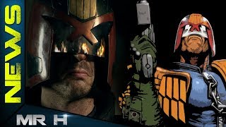 Karl Urban Talks DREDD & Judge Dredd TV Series