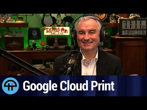 How to Use Google Cloud Print