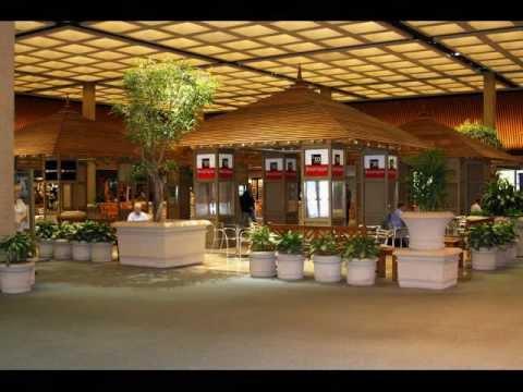 Norfolk International Airport Lobby Renovation Youtube