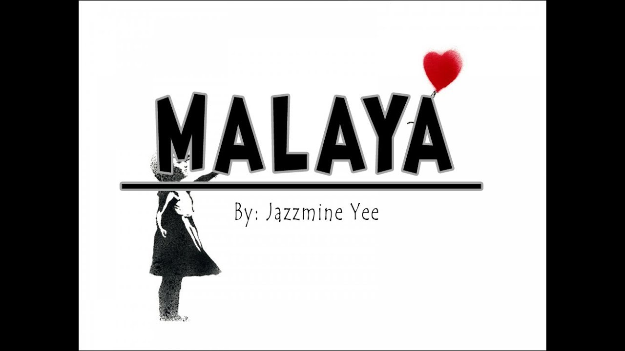 MALAYA (Tagalog Spoken Poetry) | Original Composition
