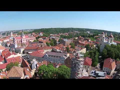 Реставрація василіянського храму вм. Вільнюс