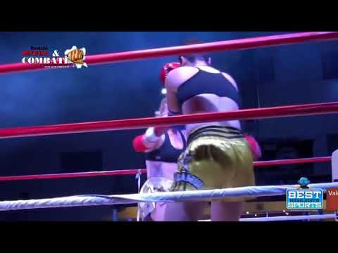 Best 20 female knockouts ever � MMA Fighter