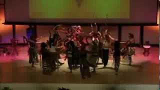 Venus Rising: Women's Drum & Dance Ensemble - Zumzum Boot Dance
