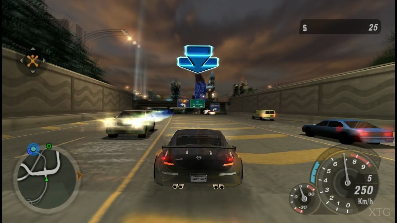 need for speed underground 2 sha do ps2 gameplay hd. Black Bedroom Furniture Sets. Home Design Ideas