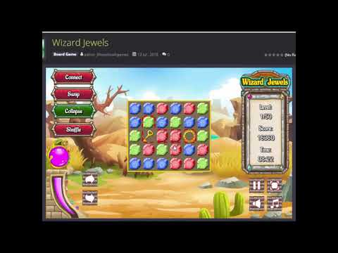 How To Play Wizard Jewels on PC