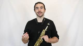 Composer Resources: Saxophone, Double Tonguing / Joshua Hyde