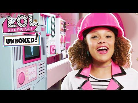 UNBOXED! | LOL Surprise! | Episode 1: Factory Tour