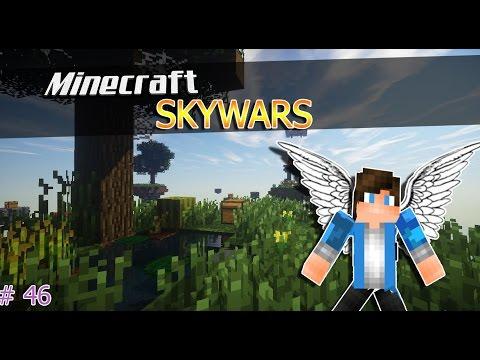 Minecraft Skywars | W:/ Chin | I BELIEVE I CAN FLY !!! [46]