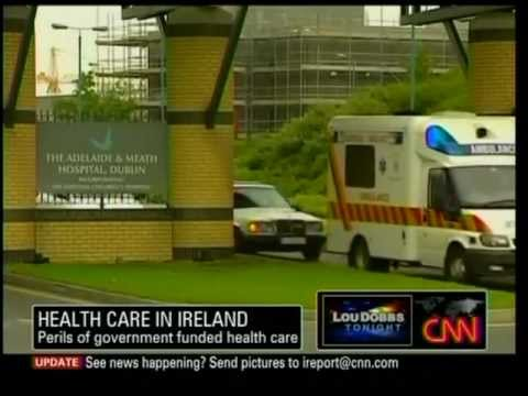 IRELAND'S HEALTH CARE SYSTEM (ARCHIVE)