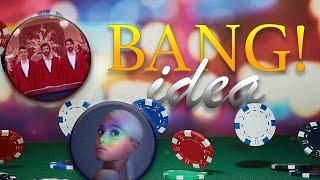 ARIANA GRANDE & AJR - Bang! idea (Concept Mashup)
