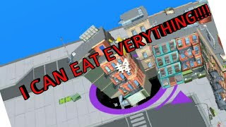 I CAN EAT EVERYTHING!!!!! /holes.io