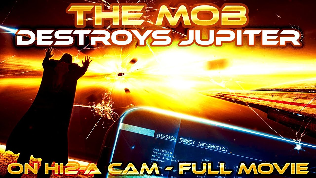 The MOB destroys JUPITER - Secchi HI2-A Cam FULL Movie/Sequence ...