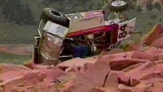 hill climb race crash