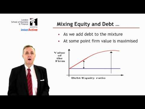 LSBF Global MBA: Lecture on Capital Structure