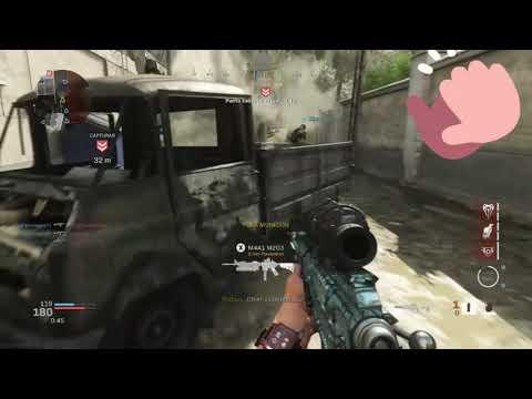 Call Of Duty Modern Warfare / Punto Caliente / Equipo Delta/ Sin Comentarios/