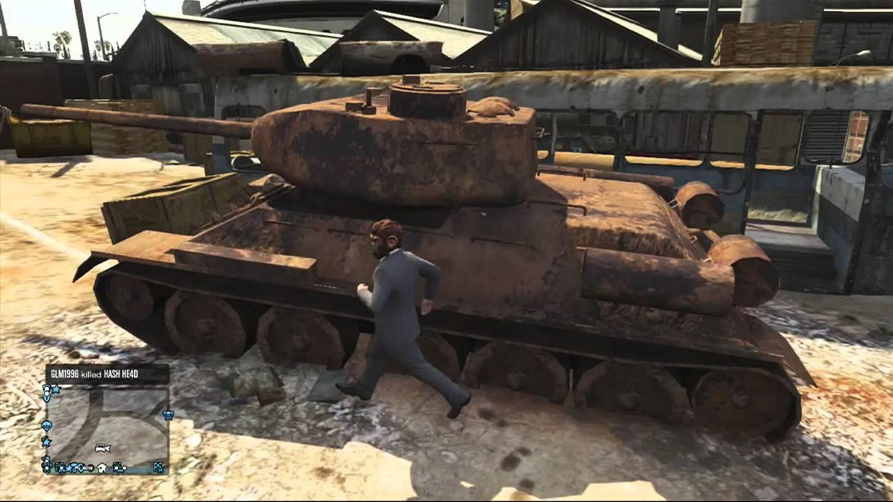 Online Tank