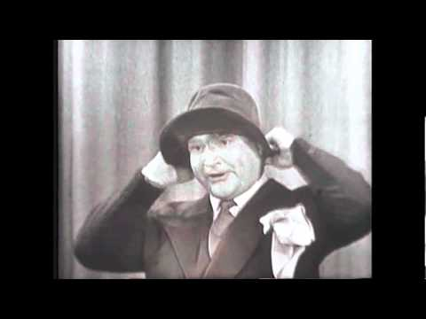 Red Skelton on How to Imitate a Drunk