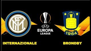 Uefa europa league 21-22 - internazionale v brondby - day 1