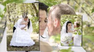 Свадьба.Слайд-шоу.Сергей и Анна
