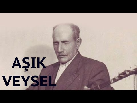Aşık Veysel - Derdimi Dökersem Derin Dereye  [ Toprağa Çalan Türküler © 2008 Kalan Müzik ]