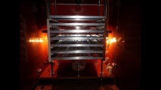 Sự kết hợp hoàn hảo giữa bộ điều khiển máy ấp trứng chuẩn và cơ khí trong máy ấp trứng cỡ lớn