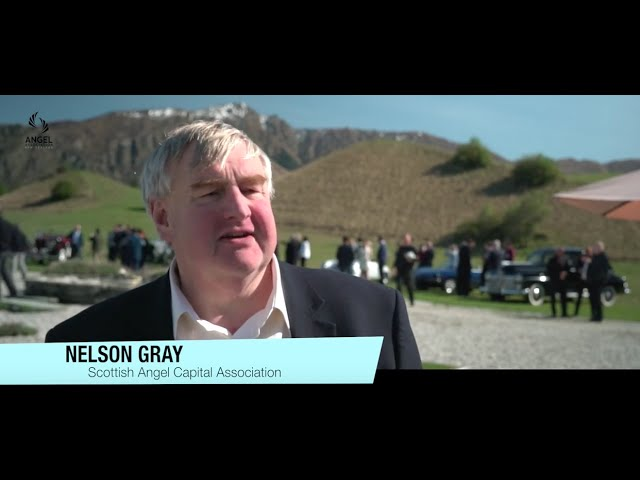 Nelson Gray - Why I became an angel...