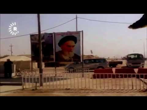 2017: Posters of Iran's Ayatollahs are hanging now in Kurdis