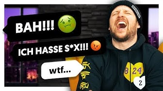 S*X IST EKELHAFT! 🤢 | FLIRT FAILS