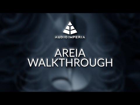 """Audio Imperia """"Areia: Cinematic Ensemble Strings""""  - Walkthrough"""