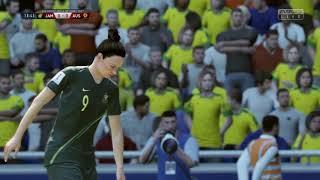 FIFA 19 - Group C Jamaica vs Australia 2019 Women's World Cup France - Full Match