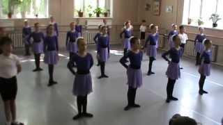 Итоговый экзамен по предмету «Ритмика и танец».  30 мая 2015г.