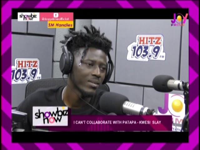 Showbiz Now on Joy Prime A (13-8-18)