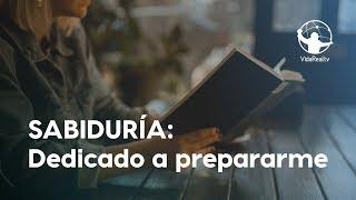 Sabiduría: Dedicado a prepararme. | Amateur a Pro | Pastor Jorge Grotewold