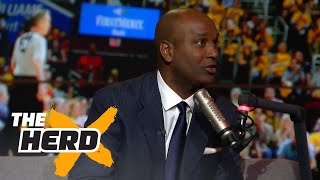 Former Cleveland Cavaliers GM Lance Blanks talks LeBron and more | THE HERD (FULL INTERVIEW)