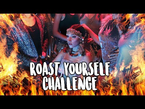ROAST YOURSELF CHALLENGE - MARIAM OBREGON