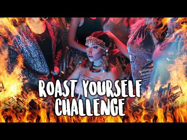 ROAST YOURSELF CHALLENGE - MARIAM OBREGON
