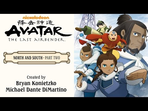 Avatar - North And South: Part 2 (FULL COMIC) (Motion Comic)