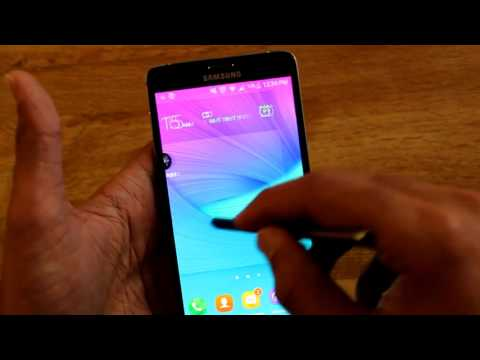 Galaxy Note 4 6.0.1 Marshmallow Update review/ ad block !