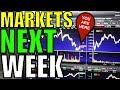 Stock Market Will Be CRAZY Next Week