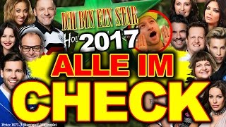 ZICKEN-Dschungelcamp 2017: ALLE Kandidaten im Check: Florian, Jens, Sarah, Honey, Kader & Co (RTL)