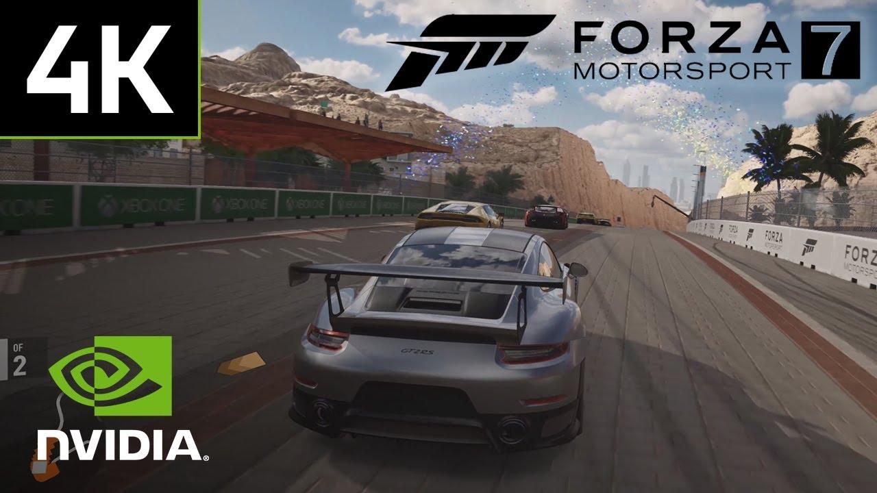 forza motorsport 7 demo 4k 60 fps gameplay youtube rh youtube com