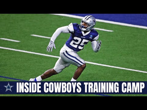 Inside Cowboys Training Camp: Safety 1st & 2nd | Dallas Cowboys 2020 from YouTube · Duration:  9 minutes 56 seconds
