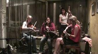 "Bonsoir Catin playing ""Alberta"" at Cafe Des Amis 5/12/2010"