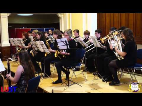 University of Leicester Concert Band- The Blues Brothers Revue- Band Classics