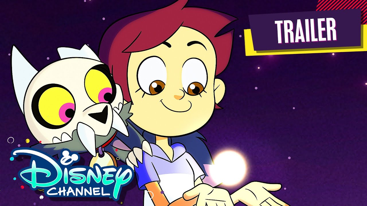 Official Trailer 🎥 | The Owl House | Disney Channel