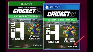 Cricket19 Latest CPLT20 July 2021 Patch ( ULTIMATE DLC  )   Gameplay   kapchalife